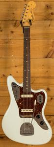 Fender Custom Shop '62 Jaguar Journeyman Relic Oympic White