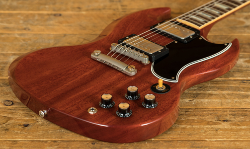 Gibson Custom 61 SG Standard Faded Cherry VOS - Used