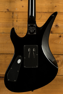 Schecter Synyster Standard Black w/Silver Pinstripes