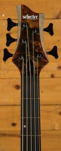 Schecter Bass - Riot-5 Satin Inferno Burst