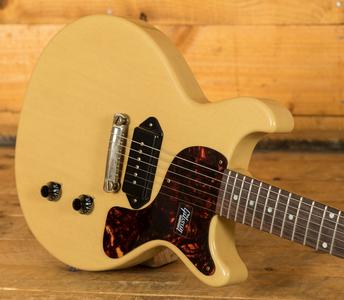 Gibson 1958 Les Paul Junior Double Cut Reissue VOS TV Yellow