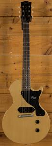 Gibson Custom 1957 Les Paul Junior Single Cut Reissue VOS TV Yellow