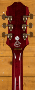 Epiphone Emperor Swingster - Wine Red
