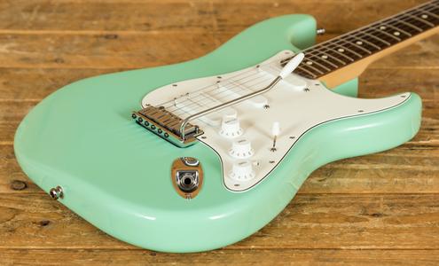 Fender 1999 Jeff Beck Signature Strat Surf Green - Used