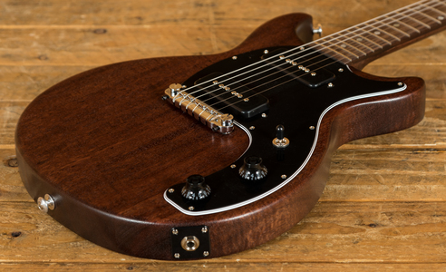 Gibson Les Paul Special Tribute DC - Worn Brown