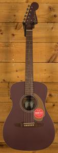 Fender Malibu Player - Burgundy Satin