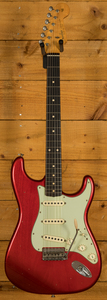 Fender Custom Shop 62 Strat Journeyman Candy Apple Red Used