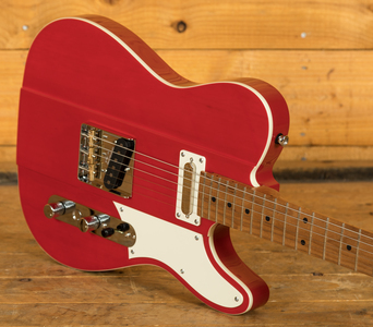 Reverend Greg Koch Gristlemaster - Wow Red