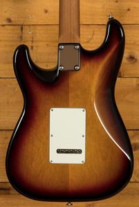Suhr Classic Pro Peach LTD - SSS Rosewood 3-Tone Sunburst