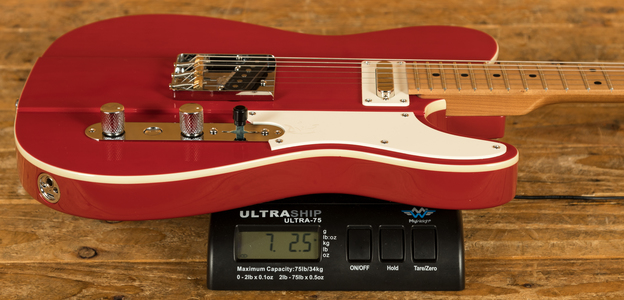 Reverend Greg Koch Gristlemaster - Wow Red