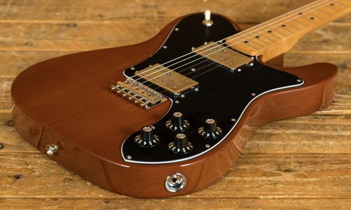Fender Vintera 70s Tele Deluxe Maple Neck Mocha