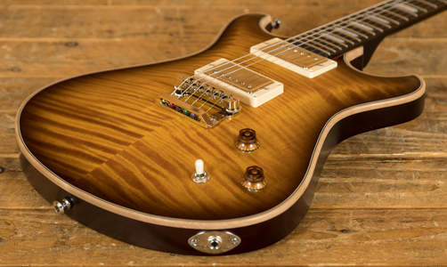 Knaggs Influence Keya with T2 Top in TobaccoBurst