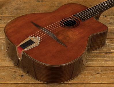 Eastman DM-2/v Gypsy Jazz Model