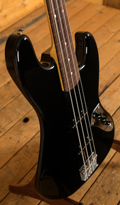 Fender Japan Traditional 60's Jazz Bass Fretless Black