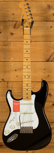 Fender Japan Traditional 50s Strat Left Handed Black