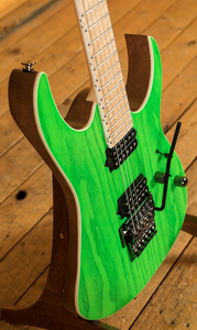Ibanez 2019 RGR5220M-TFG Transparent Fluorescent Green