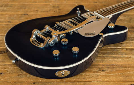 Gretsch G5232T Electromatic Double Jet FT with Bigsby Midnight Sapphire