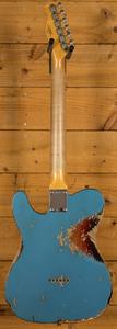 Fender Custom Shop 50s Tele Thinline LPB Over 3TB Heavy Relic