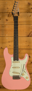 Schecter Nick Johnston Trad - Atomic Coral