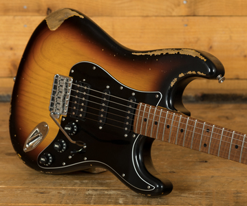 Xotic California Classic XSC-2 3 Tone Burst Heavy Aged