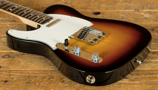 Fender Custom Shop '60 Tele NOS 3TSB Left Handed