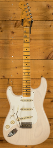 Fender Custom Shop Limited Edition '55 Strat Journeyman LH Aged White Blonde