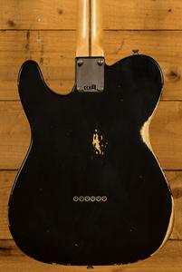 Fender Custom Shop 51 Nocaster Relic MN Black
