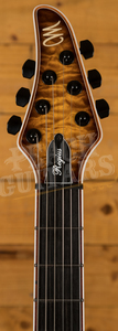 Mayones Regius 6 - Quilted Maple 5A Dirty Amber Burst Gloss