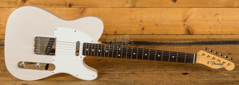 Fender Jimmy Page Mirror Telecaster White Blonde