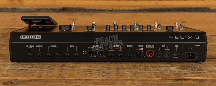 Line 6 Helix LT Guitar Processor System