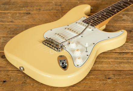 Suhr Classic S Antique SSS - Vintage Yellow