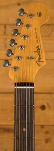 Fender Custom Shop Late 59 Strat Relic Olympic White