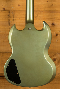 Gibson Custom 61 SG Standard Antique Pelham Blue Stop Bar VOS NH