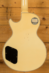 Gibson Custom M2M 74 Les Paul Custom Aged Classic White Aged