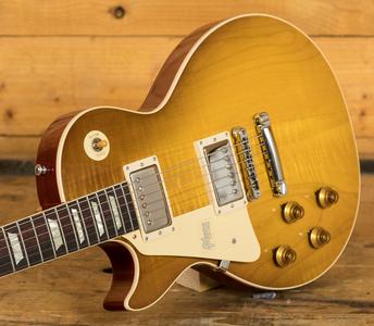 Gibson Custom '58 Les Paul Royal Teaburst Sunburst Gloss Left Handed