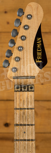 Friedman Vintage T Black P90 w/ Birdseye Maple Used