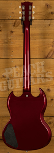 Gibson SG Special Faded Sparkling Burgundy - Limited Run