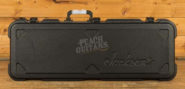 Jackson Custom Shop Soloist 2H Gold Hardware Snow White