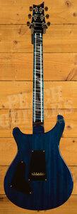 PRS Custom 24 Flame Maple Neck 10 Top Pattern Thin Ebony Custom Colour