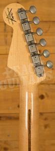 Fender Custom Shop 50's Duo-Tone Strat Fiesta Red Used