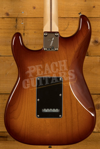 Fender Player Series Strat HSS Plus Top Pau Ferro Tobacco Sunburst