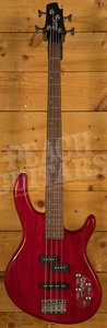 Cort Action Bass Plus Trans Red