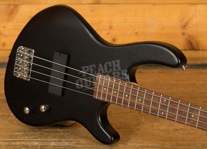 Cort Action Bass Junior Open Pore Black