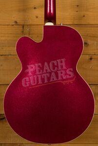 Gretsch G6120T Brian Setzer Hot Rod Candy Magenta Sparkle