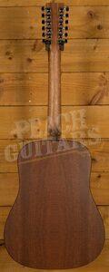CF Martin D-X2E Sitka Top / Mahogany HPL - 12 String Left Handed