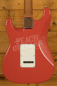 Suhr Classic Pro Peach LTD - HSS Rosewood Fiesta Red