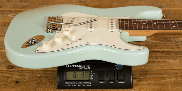 Suhr Classic Pro Peach LTD - SSS Rosewood Sonic Blue