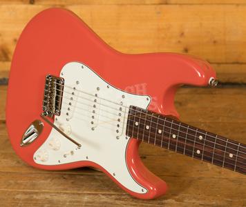 Suhr Classic Pro Peach LTD - SSS Rosewood Fiesta Red