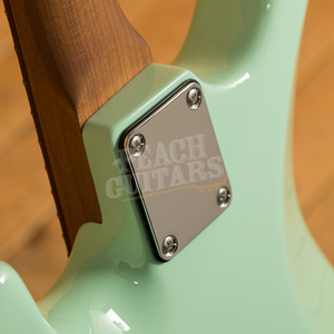 Suhr Classic Pro Peach LTD - HSS Rosewood Surf Green