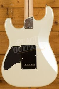 Fender Japan Modern Strat HH Olympic Pearl